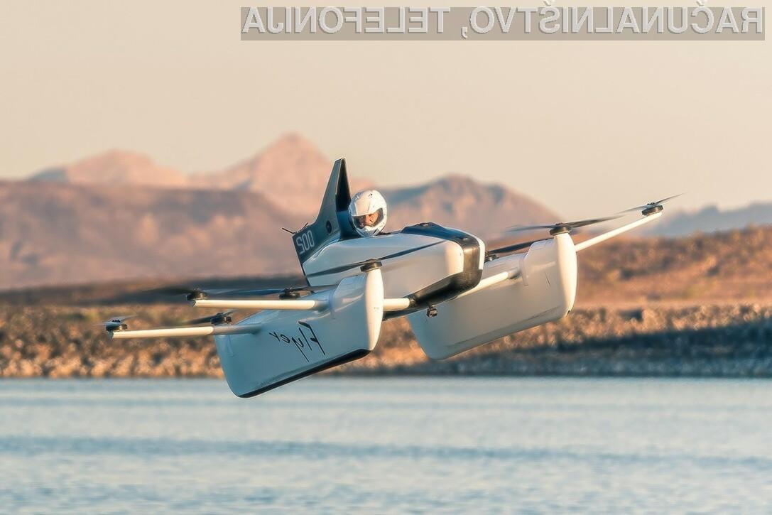 Prvi delujoči prototip letečega avtomobila je navdušil mnoge!
