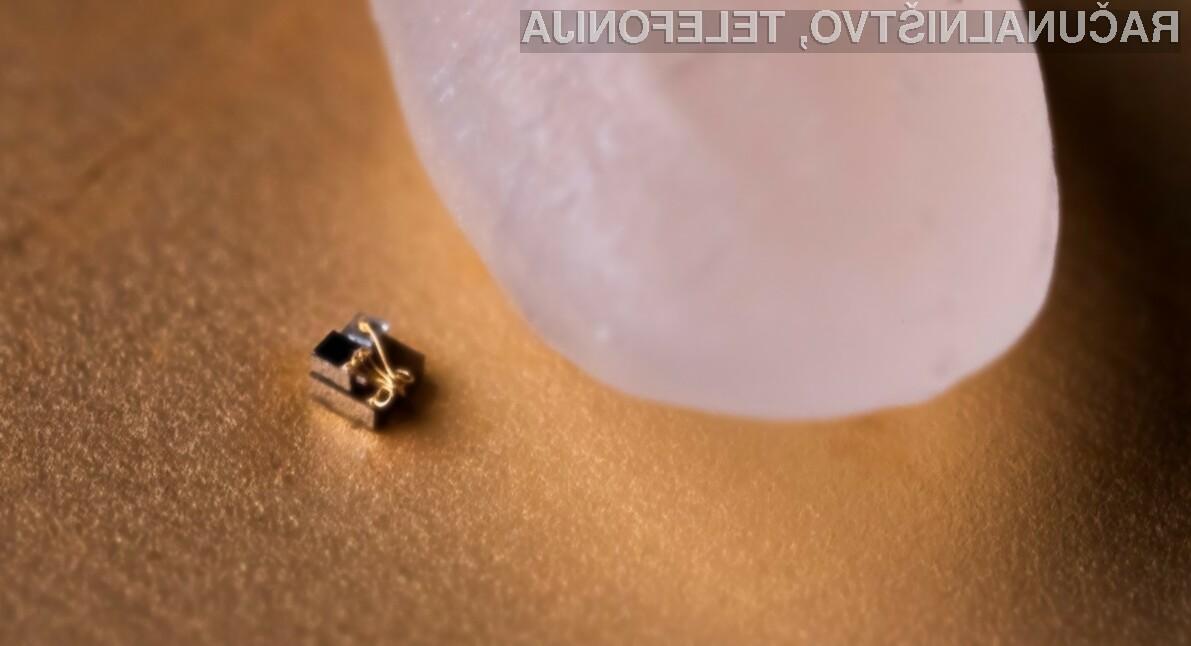 Prostornina najmanjšega računalnika znaša zgolj 0,03 kubičnih centimetrov!