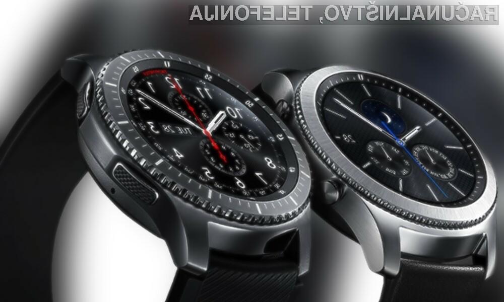 Pametne ročne ure Samsung Gear S3 bo hotelska veriga uporabljala za komunikacijo z zaposlenimi!
