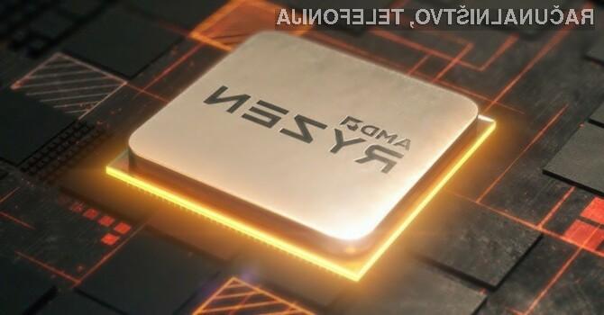 AMD se na področju procesorjev vse bolj postavlja po robu konkurenčnemu podjetju Intel!