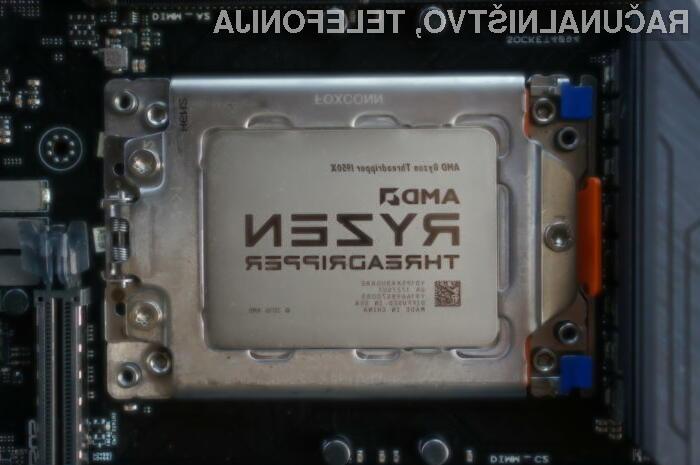 AMD Ryzen Threadripper 2990X bo zlahka opravil tudi z najzahtevnejšimi opravili!