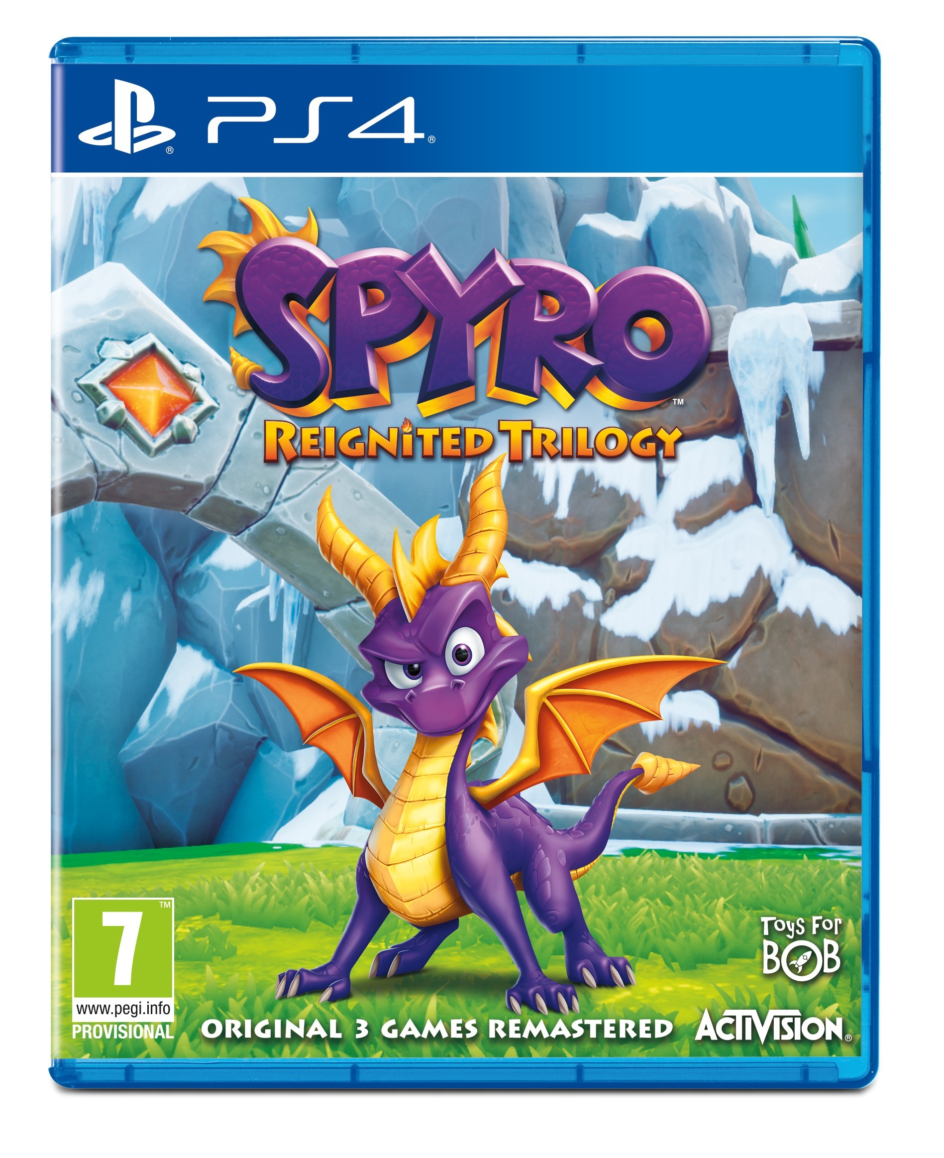 Spyro Reignited Trilogy- PS4