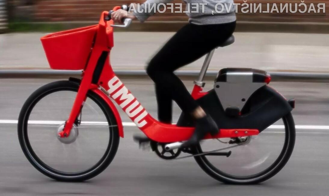 Uber vse bolj vlaga denar v električna kolesa, saj so ta med uporabniki vse bolj priljubljena!