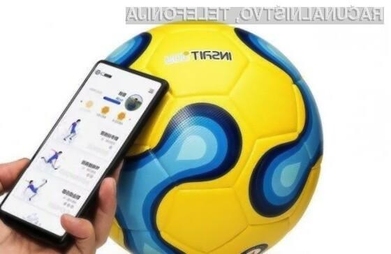S pametno žogo Xiaomi Insait Joy bodo nogometni treningi še bolj učinkoviti!