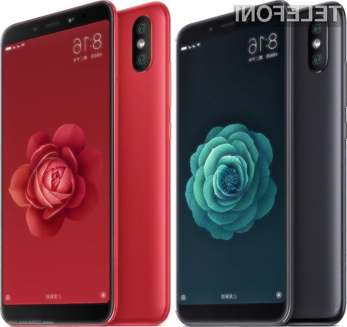 Xiaomi Mi A2 bo za malo denarja ponujal veliko!