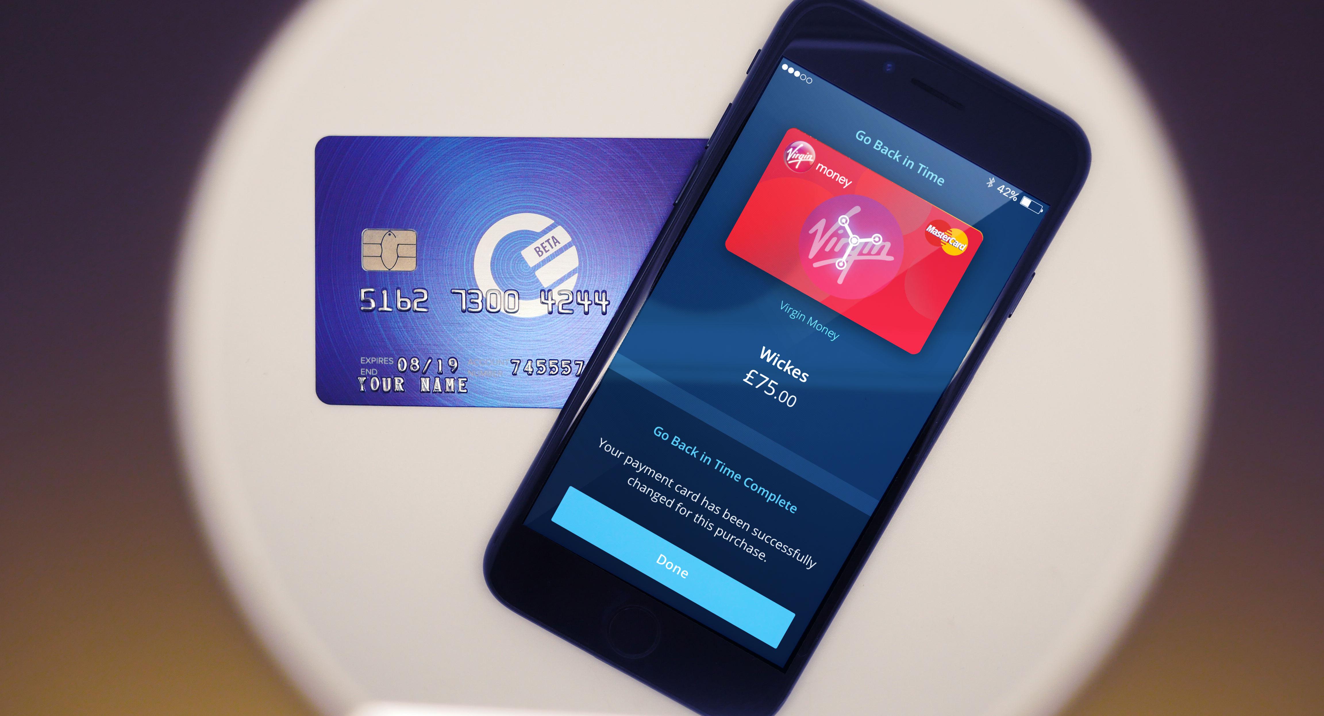 Vse plačilne kartice v eni!