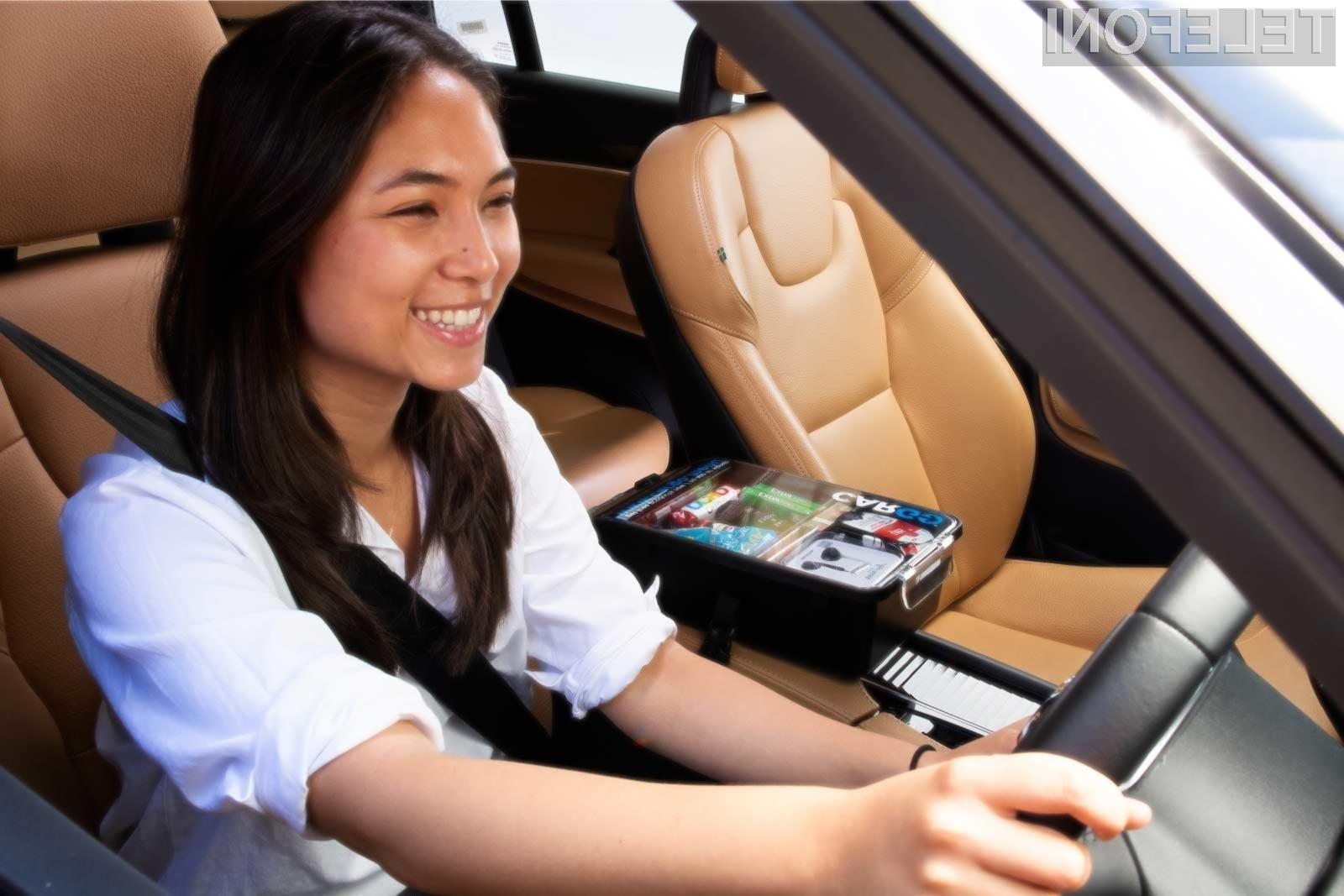 Vozniki Uberja lahko odslej prodajajo tudi izdelke!