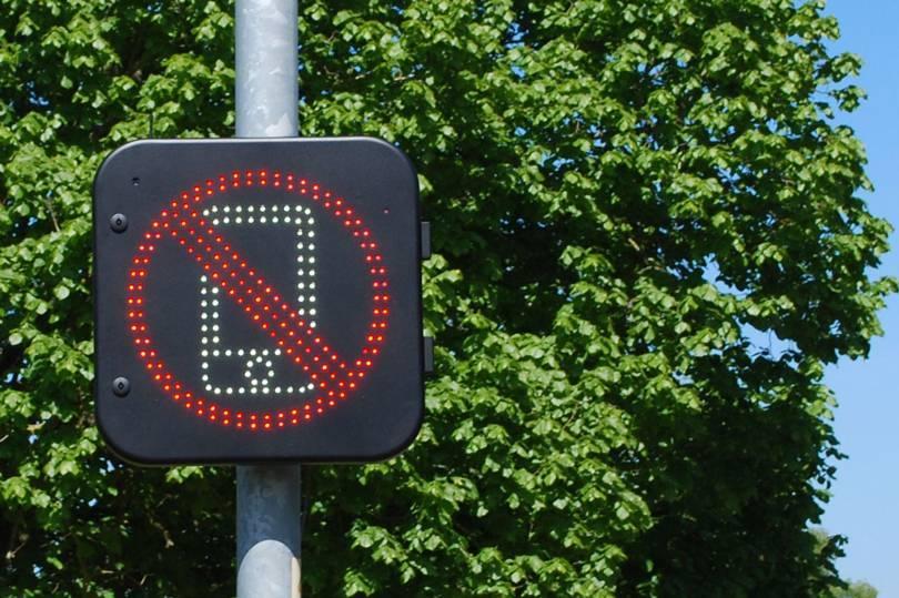 Nov sistem za preprečevanje prometnih nesreč