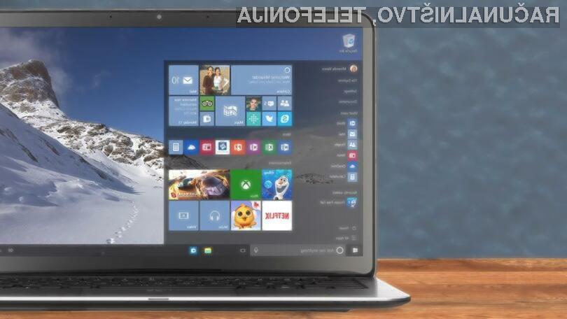 Pri podjetju Microsoft naj bi pripravljali operacijski sistem nove generacije namenjen sodobnim napravam!