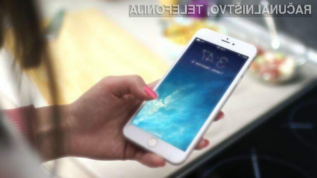 Najbolj pokvarljiva Applova mobilna naprava je..
