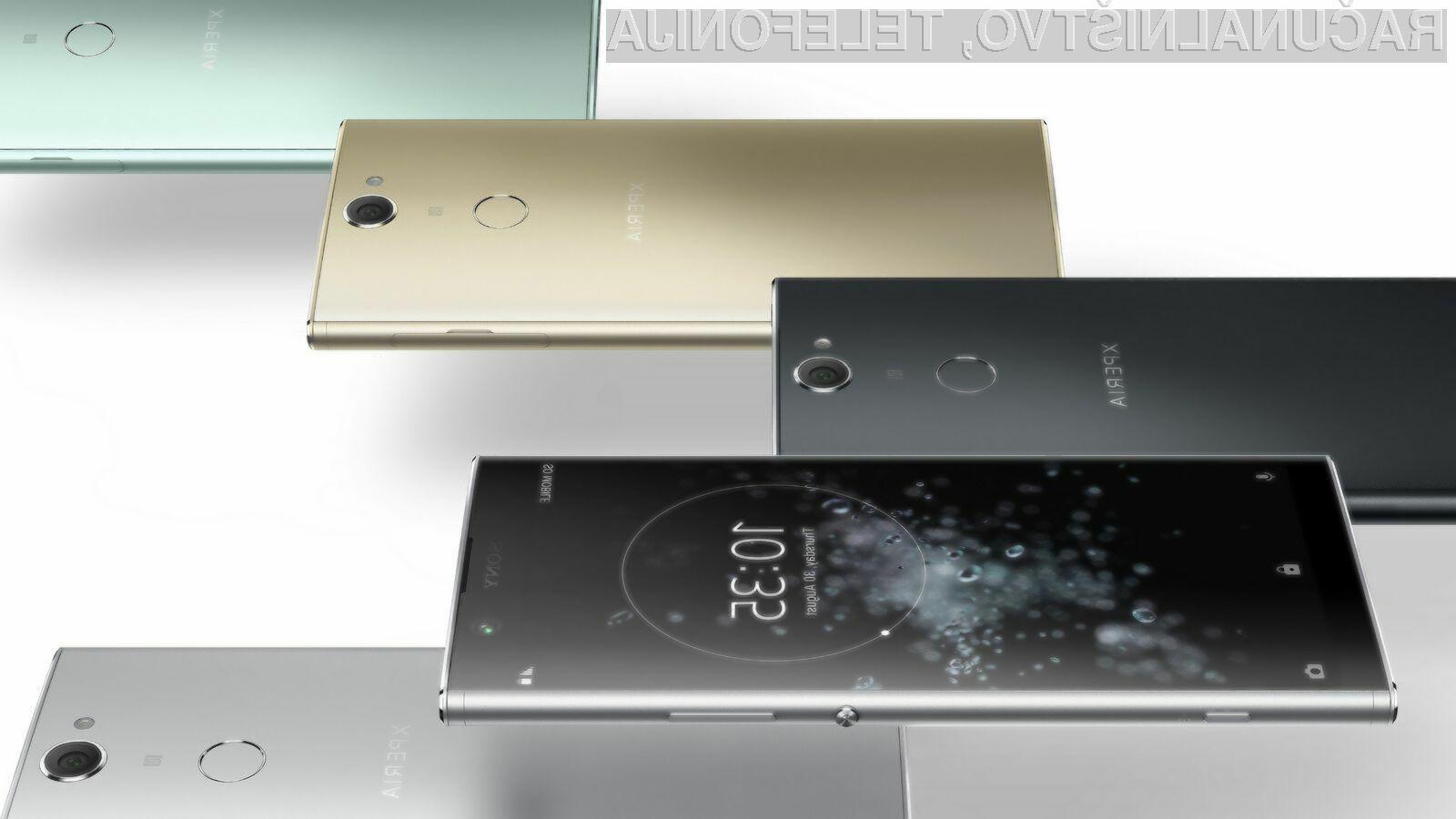 Novi Sony Xperia XA2 Plus navdušuje v vseh pogledih!