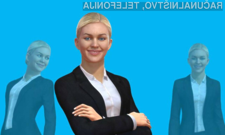 Ker digitalna pomočnica ni prepričala vodilnih banke, je dobila »odpoved«!