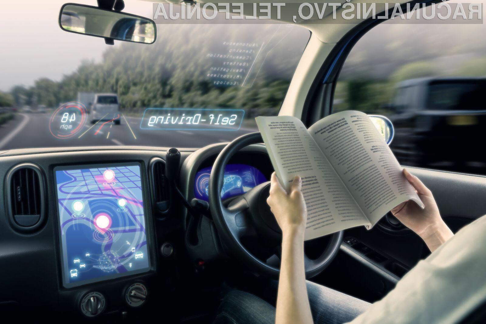 Prihodnost avtonomnih vozil je bolj kot ne še vedno vprašljiva!