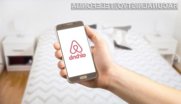 Spletni tržnici Airbnb grozi visoka denarna globa!