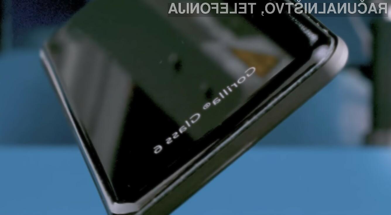 Z zaščitnim steklom Corning Gorilla Glass 6 bodo naše mobilne naprave boljše zaščitene pred padci!