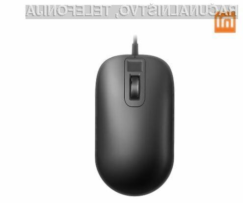 Pametna računalniška miška z bralnikom prstnih odtisov Xiaomi Jessis je lahko naša že za 33,49 evrov.