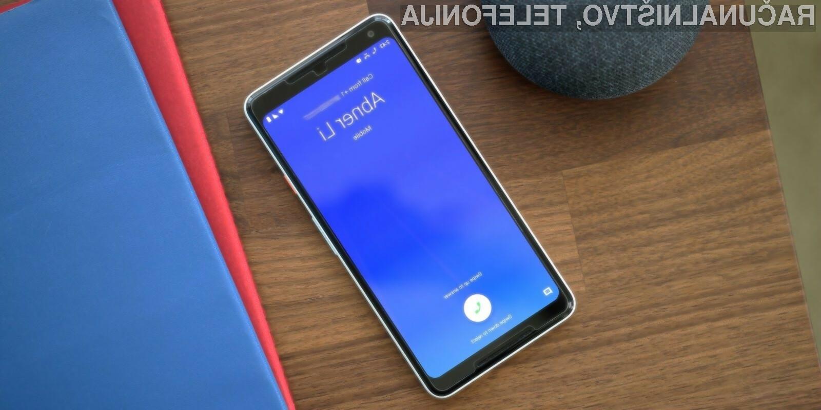 Aplikacija Google Phone je postala še bolj uporabna.