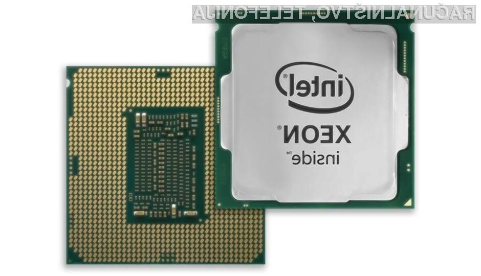 Delovne postaje s procesorji Intel Xeon E-2100 bodo na voljo po dostopni ceni!