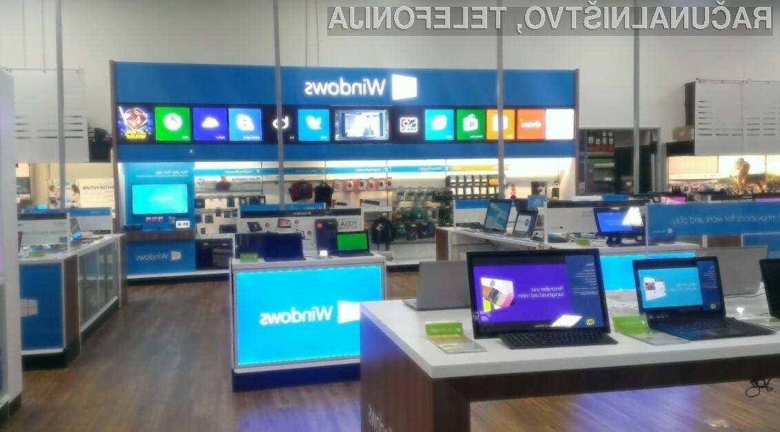 Povečanje prodaje novih osebnih računalnikov gre pripisati predvsem odličnemu operacijskemu sistemu Windows 10.