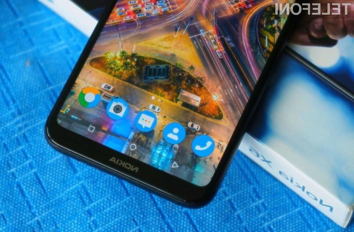 Telefon Nokia 6.1 Plus naj bi bilo kmalu mogoče kupiti tudi pri nas!
