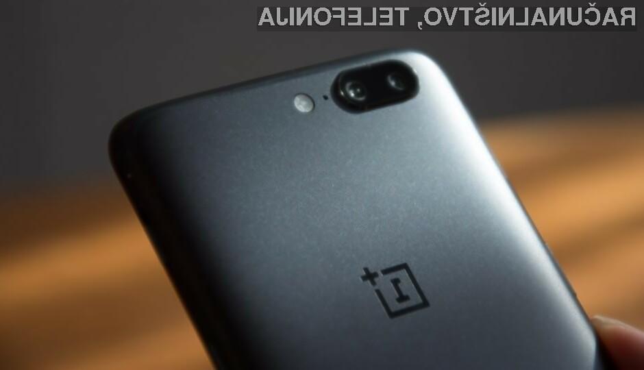 Podjetje OnePlus bo verjetno prvo, ki bo ponudilo v prodajo pametni mobilni telefon s podporo mobilnemu omrežju 5G!