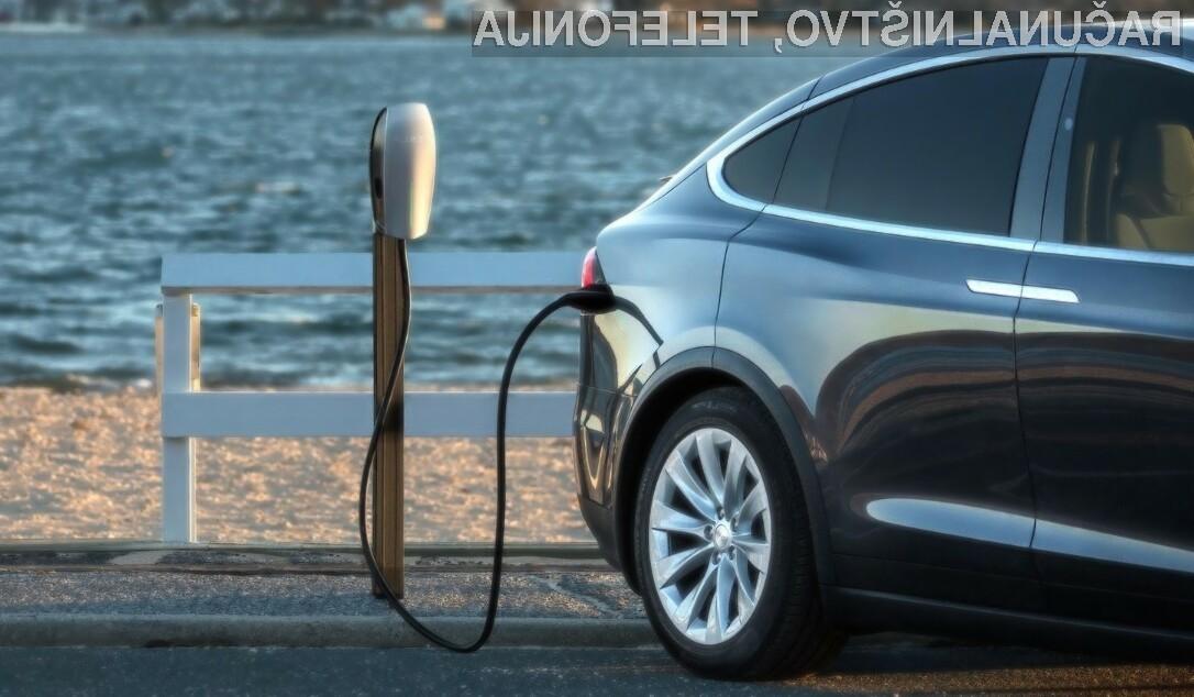 Električni avtomobili imajo zagotovljeno prihodnost!