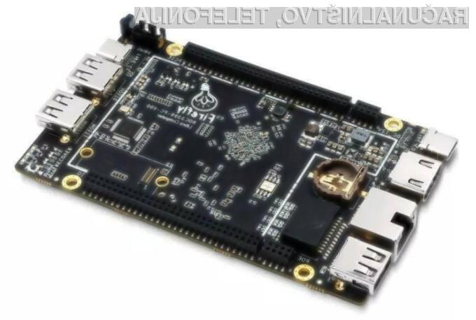 Kompaktni računalnik, ki je močnejši od Raspberry Pi!