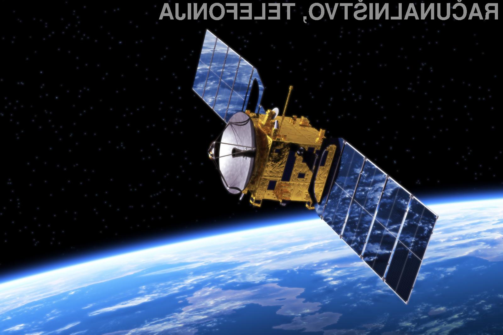 Prvi satelit za brezplačen dostop do interneta bo podjetje Facebook zagotovilo v začetku naslednjega leta!