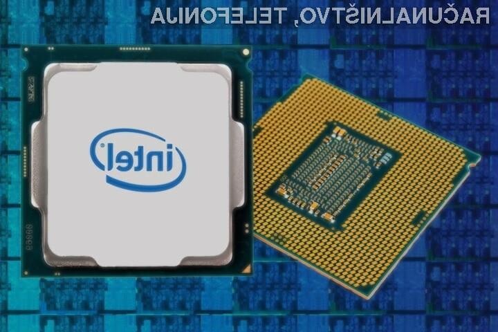Ranljivostim v procesorjih Intel ni in ni videti konca!