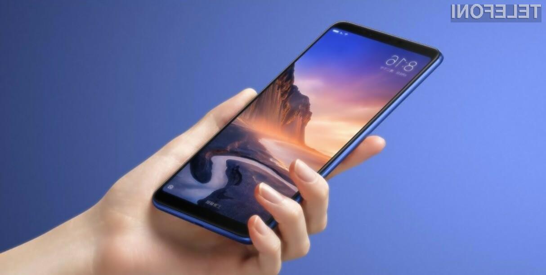 Xiaomi Mi Max 3 končno med nami! Kaj nam prinaša?