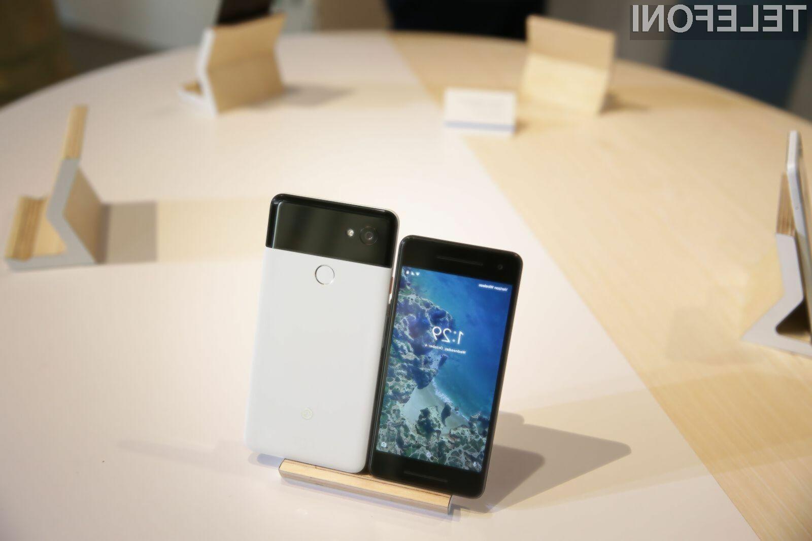 Google Pixel 3 XL naj bi bil v praksi eden največji konkurentov pametnega mobilnega telefona Apple iPhone X.