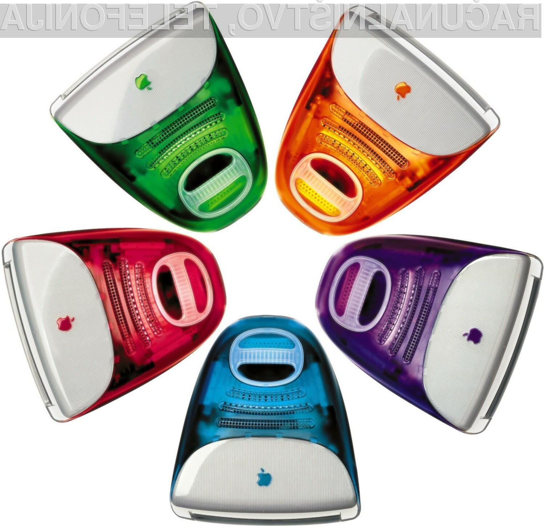 Prvi osebni računalnik iMac je dobesedno revolucioniral računalniško industrijo!