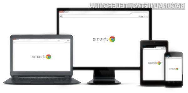 Spletni brskalnik Google Chrome postaja iz dneva v dan boljši!