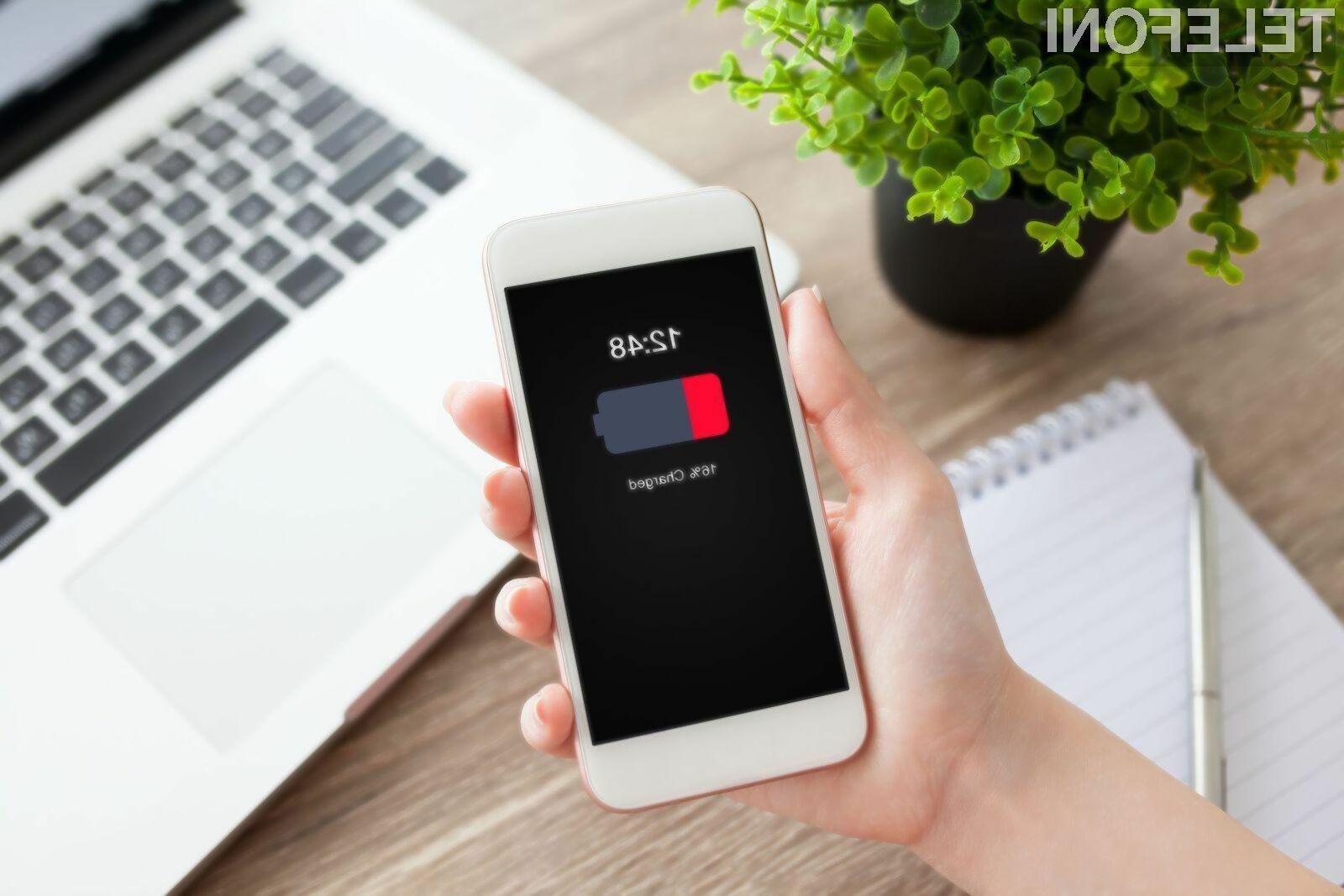 Pet mitov o polnjenju in vzdržljivosti baterij pametnih mobilnih telefonov