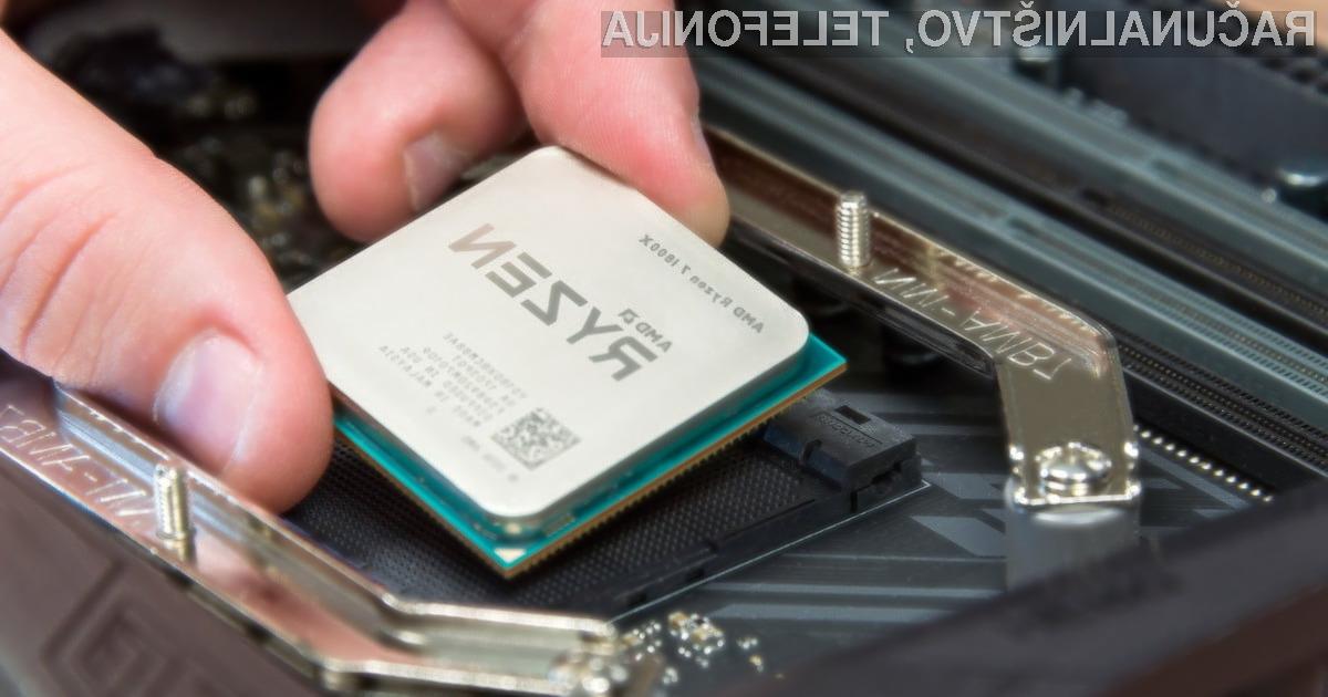 Povpraševanje po procesorji podjetja AMD je preseglo tudi zdaleč najbolj optimistične napovedi!
