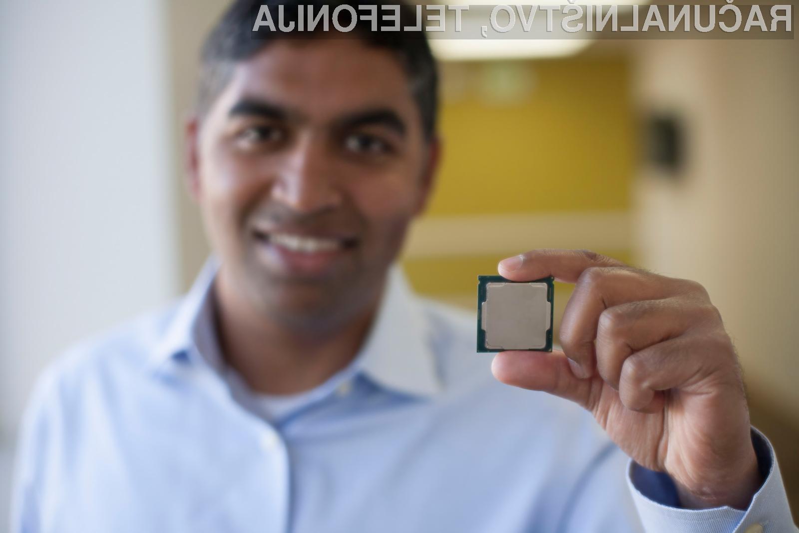 Procesorji Intel Core devete generacije za osebne računalnike bodo na voljo šele 1. oktobra letos.
