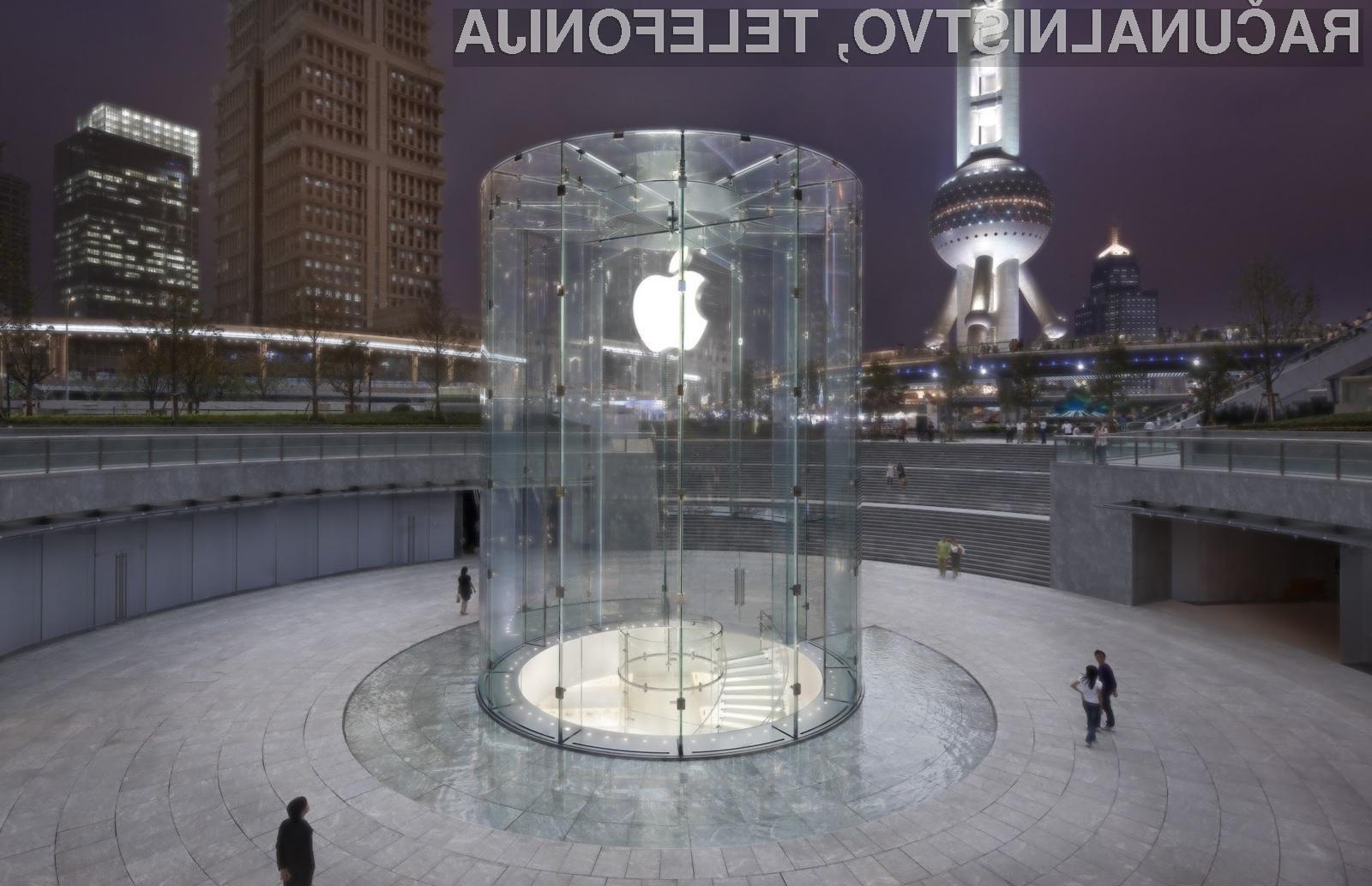 Srednješolec vdrl v strežnike podjetja Apple in prenesel kar 90GB zaupnih podatkov