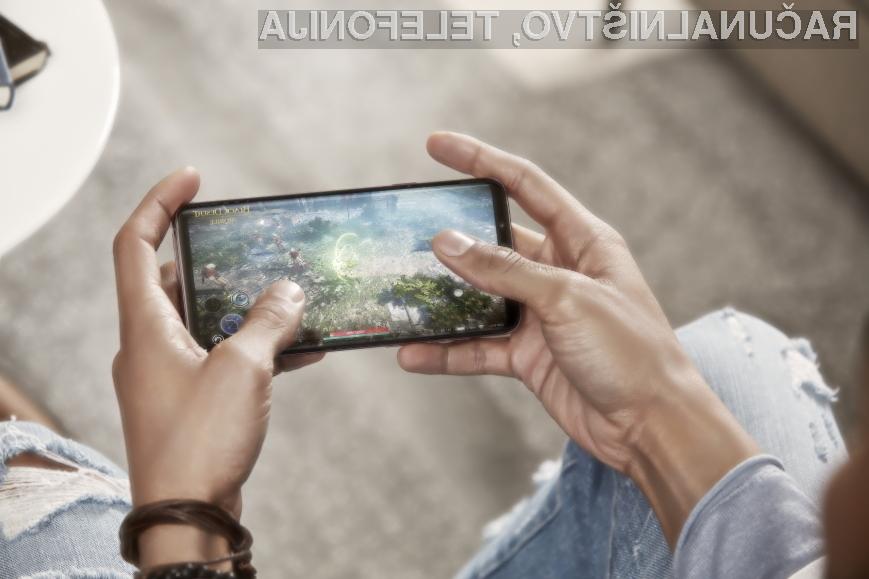 Samsung Galaxy S9 ali S9+ sta v pomoč in za zabavo na potovanju.