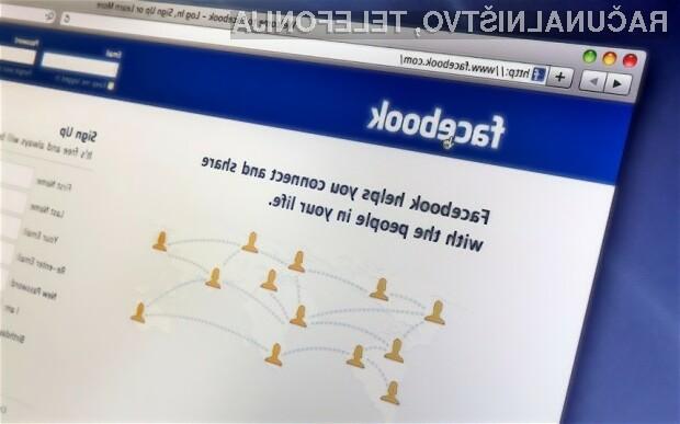 Podjetje Facebook med uporabniki trenutno ne uživa pretiranega zaupanja.