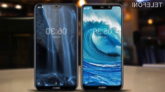 Telefona Nokia 6.1 Plus in Nokia 5.1 Plus navdušujeta v vseh pogledih!