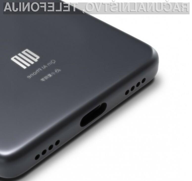 Xiaomi Qin 1 omogoča povezovanje v mobilna omrežja 2G, 3G in celo 4G.