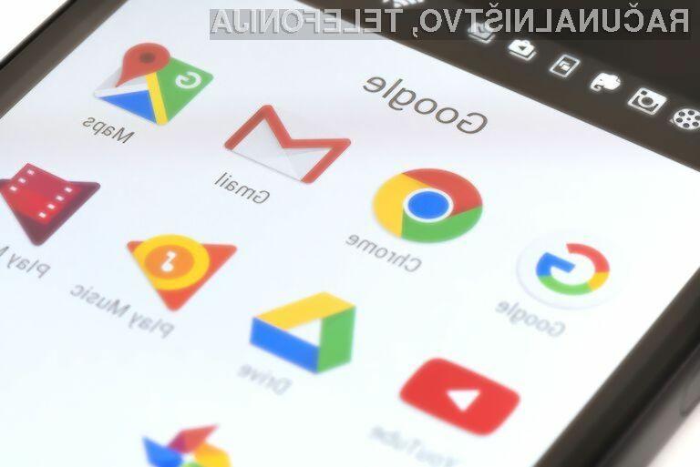 Novi Gmail za Android prinaša varnostno možnost zaupnega načina (confidential mode) pošiljanja elektronskih sporočil.