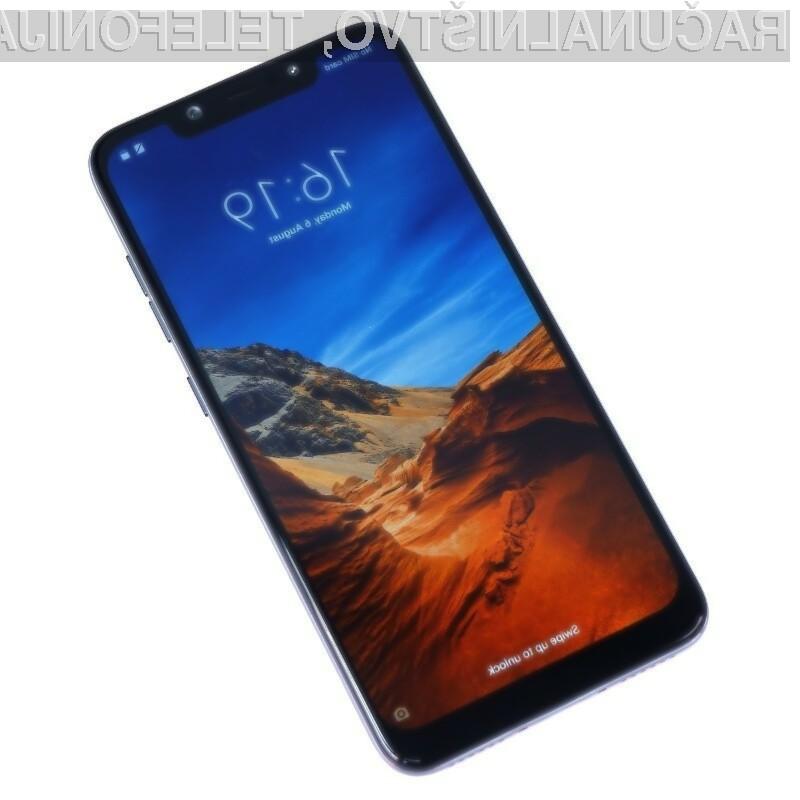Xiaomi Pocophone F1 bo za malo denarja ponujal veliko!