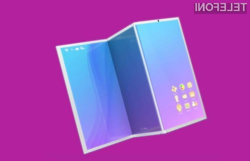 Samsung naj bi že nekaj časa delal na zložljivem telefonu