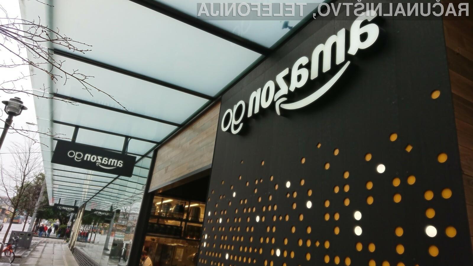 Amazon ima s futuristično trgovino Go zelo velike načrte!