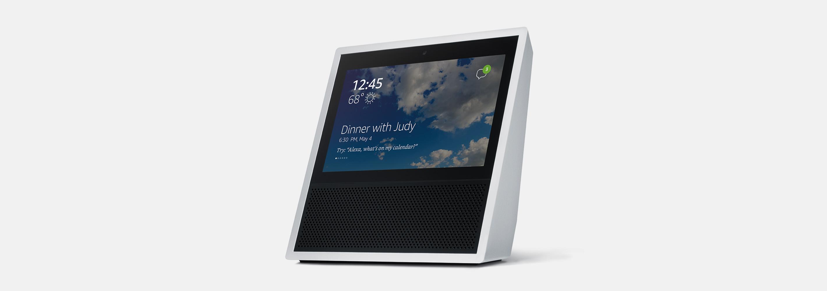 Amazon z novo napravo, katera ve in vidi vse