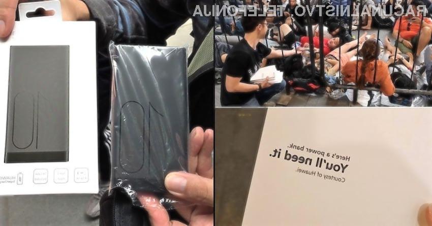 Huawei je podjetju Apple dal jasno vedeti, kaj si misli o njihovih novih telefonih iPhone!