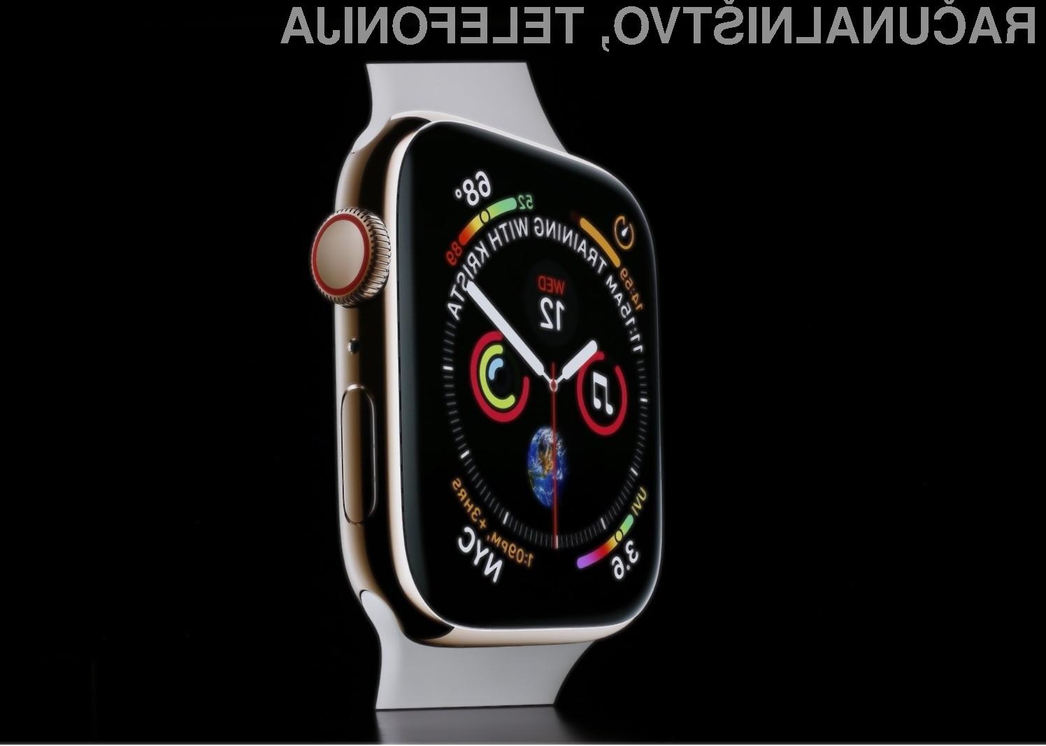 Apple Watch Series 4 je precej boljša in uporabnejša v primerjavi z njeno predhodnico.