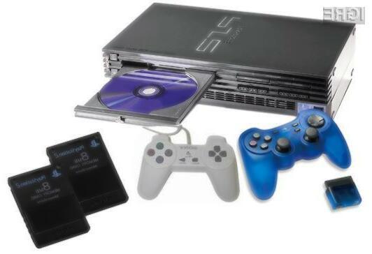 Sony je igralni konzoli PlayStation 2 zagotavljal podporo kar dolgih 18 let!