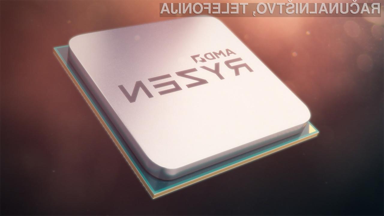 AMD proti podjetju Intel z novo družino procesorjev za prenosnike